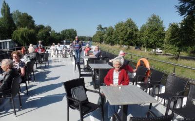 Reisverslag dagcruise drijvende tuinen Aalsmeer