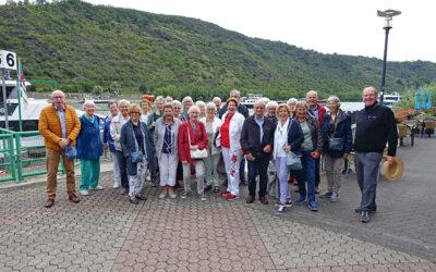 Reisverslag busreis Moezel en Rijn